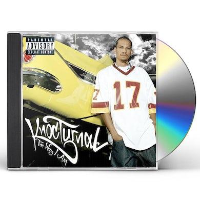 WAY I AM CD