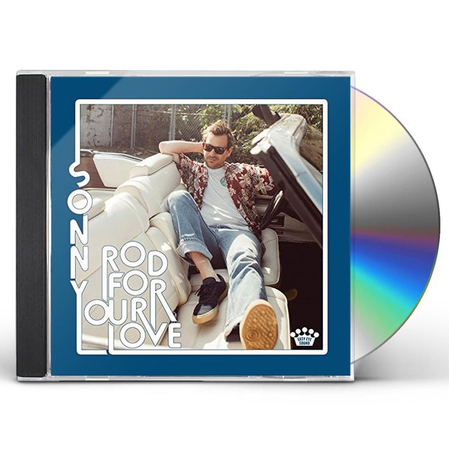 Sonny Smith ROD FOR YOUR LOVE CD