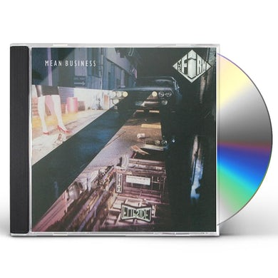 Firm MEAN BUSINESS CD