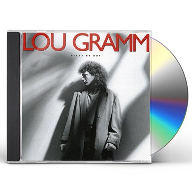 Lou Gramm READY OR NOT CD