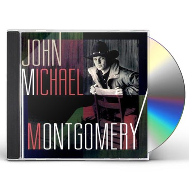 JOHN MICHAEL MONTGOMERY CD