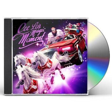 CeeLo Green  CEELO'S MAGIC MOMENT CD