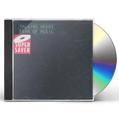 Talking Heads FEAR OF MUSIC CD
