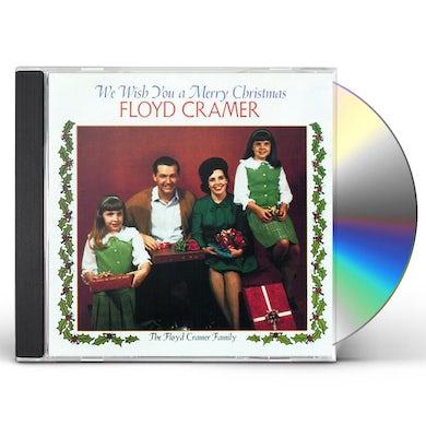 Floyd Cramer WE WISH YOU A MERRY XMAS CD