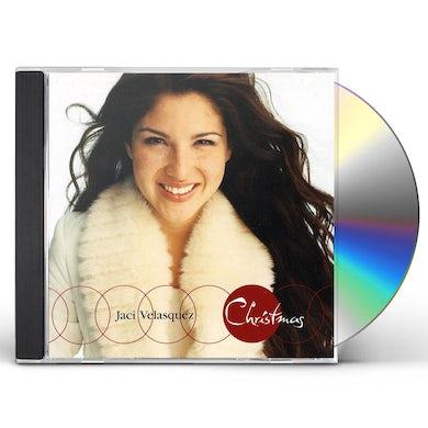 Jaci Velasquez CHRISTMAS CD