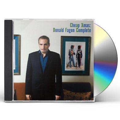 CHEAP XMAS: DONALD FAGEN COMPLETE CD