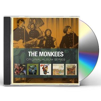 The Monkees ORIGINAL ALBUM SERIES CD
