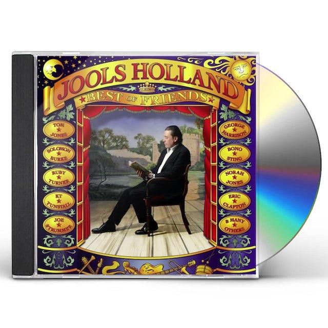 Jools Holland BEST OF FRIENDS CD