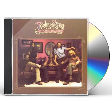 The Doobie Brothers TOULOUSE STREET CD