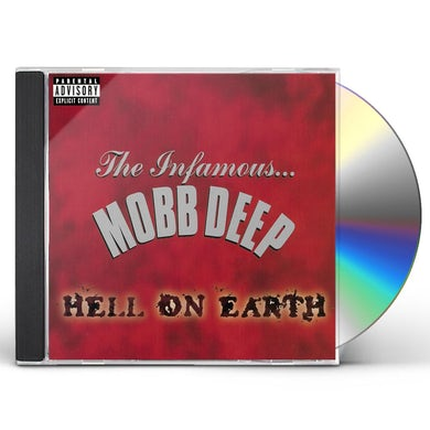 Mobb Deep HELL ON EARTH CD