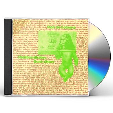 Floh De Cologne FLIESSBANDBABYS BEAT-SHOW CD