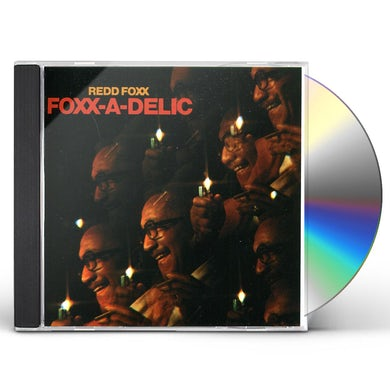 Redd Foxx FOXX-A-DELIC CD
