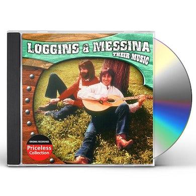 Loggins & Messina THEIR MUSIC CD
