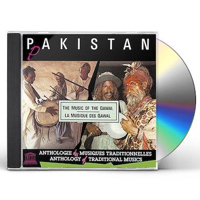 PAKISTAN: MUSIC OF THE QAWAL CD