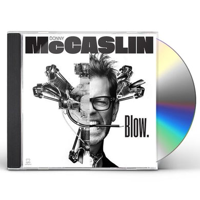 Donny McCaslin BLOW. CD