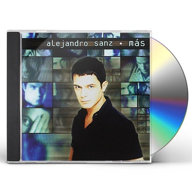Alejandro Sanz MAS: 20 ANIVERSARIO CD