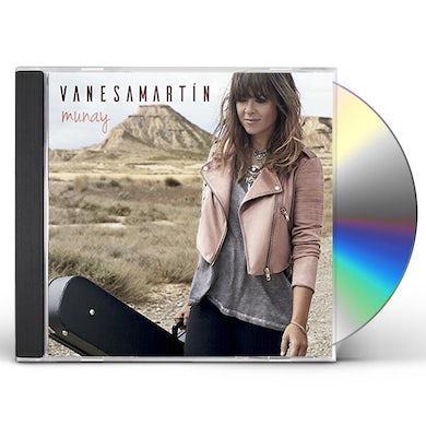 Vanesa Martin MUNAY CD