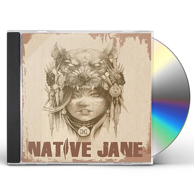 Clear Conscience NATIVE JANE CD