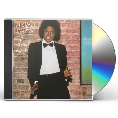 Michael Jackson OFF THE WALL CD