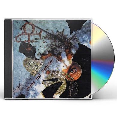 Prince CHAOS AND DISORDER CD