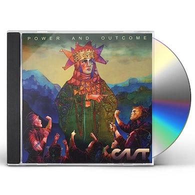 Cast POWER & OUTCOME CD