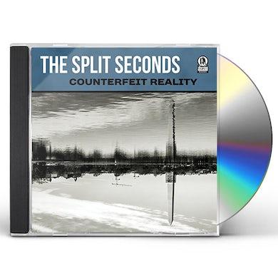 Split Seconds COUNTERFEIT REALITY CD