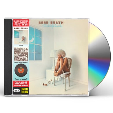 Rare Earth MIDNIGHT LADY CD