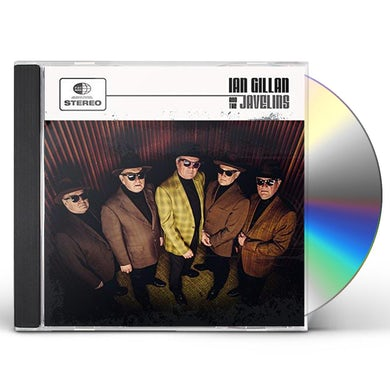 IAN GILLAN & THE JAVELINS CD