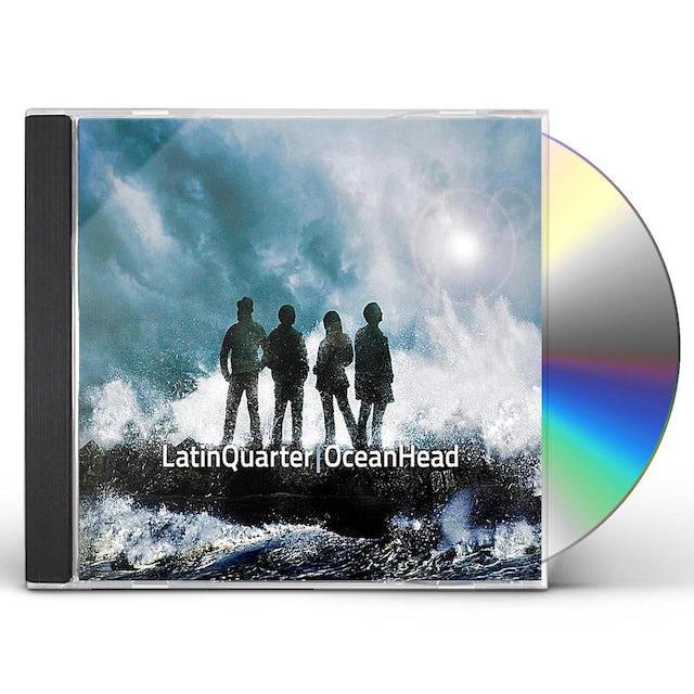 Latin Quarter OCEAN HEAD CD
