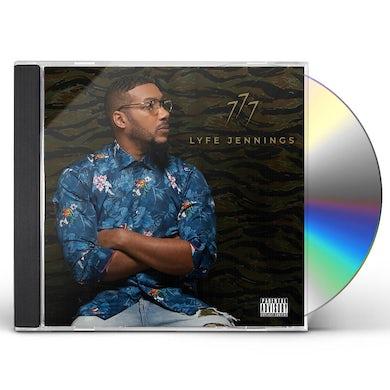 Lyfe Jennings 777 CD