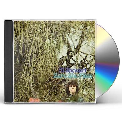 Al Stewart ZERO SHE FLIES: LIMITED CD