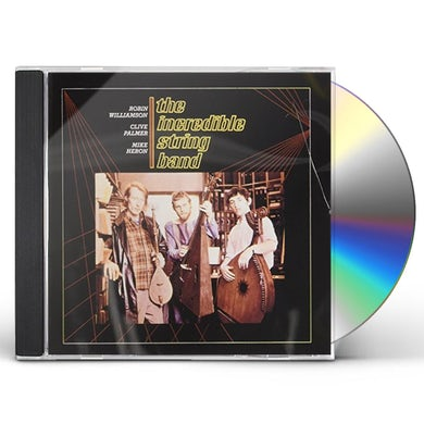 INCREDIBLE STRING BAND: LIMITED CD