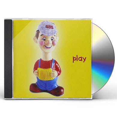 Great Big Sea PLAY: LIMITED CD