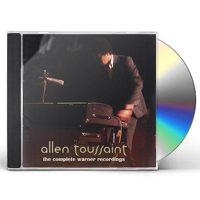 Allen Toussaint COMPLETE WARNER BROS RECORDINGS CD