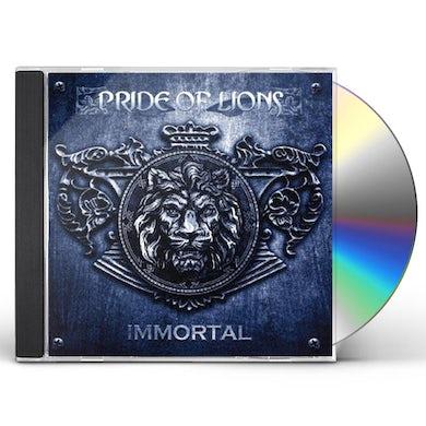 Pride Of Lions IMMORTAL CD