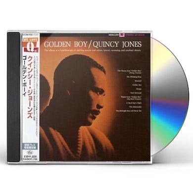 Quincy Jones GOLDEN BOY CD