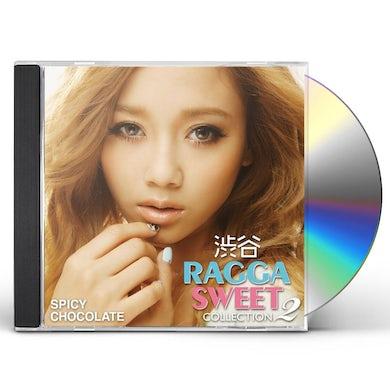 SPICY CHOCOLATE SHIBUYA RAGGA SWEET COLLECTION 2 CD