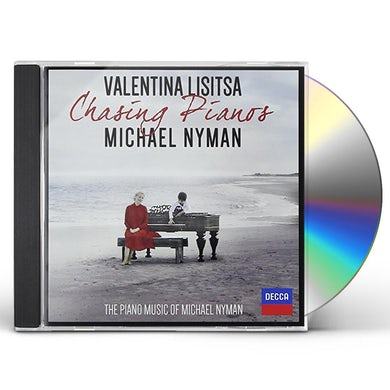 Valentina Lisitsa CHASING PIANOS: PIANO MUSIC OF MICHAEL NYMAN CD