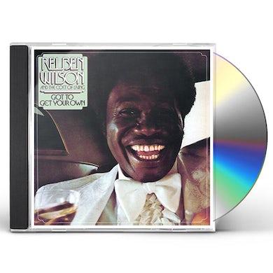 Reuben Wilson GOT TO GET YOUR OWN CD