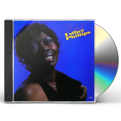 Esther Phillips ALL ABOUT ESTHER PHILIPS CD
