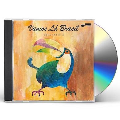 VAMOLA BRAZIL CD