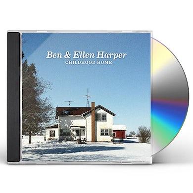 Ben Harper CHILDHOOD HOME CD