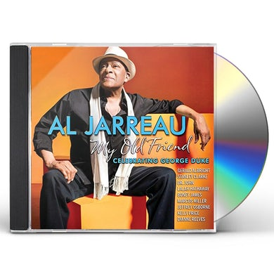 Al Jarreau MY OLD FRIEND CD