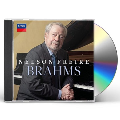 BRAHMS RECITAL CD