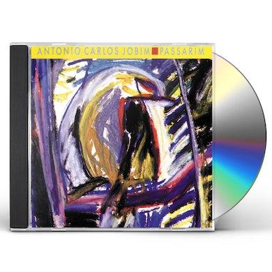 Antonio Carlos Jobim PASSARIM: LIMITED EDITION CD