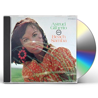 Astrud Gilberto BEACH SAMBA: LIMITED EDITION CD