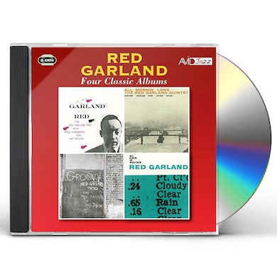 Red Garland GARLAND KIND OF RED CD