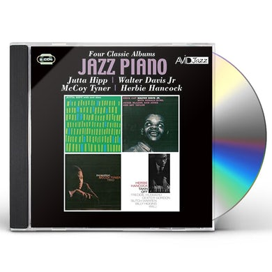 Jutta Hipp INCEPTION CD
