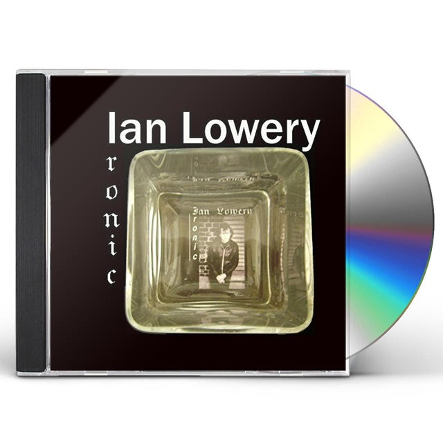 Ian Lowery IRONIC CD