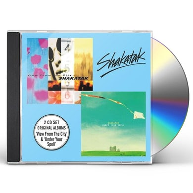 VIEW FROM THE CITY + UNDER YOUR SPELL CD